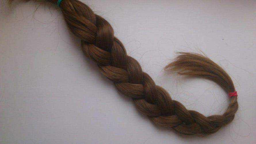 Покупка натуральные волосы