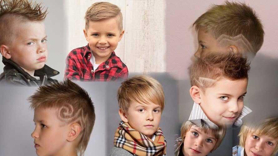 Детские стрижки
