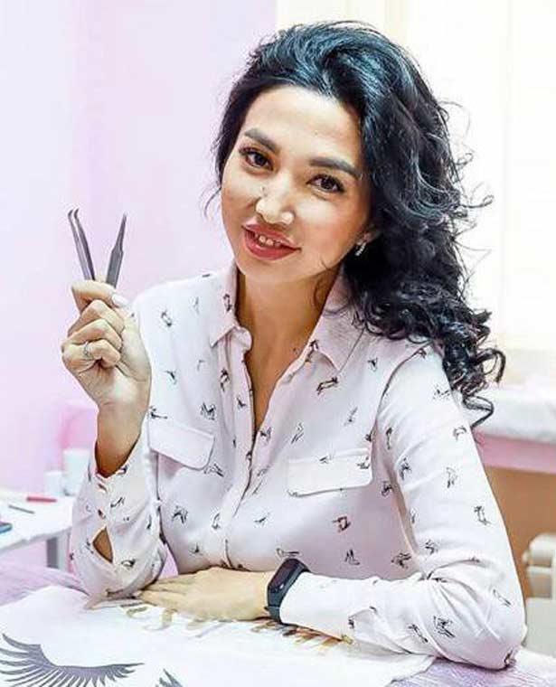 Марина Тайрова